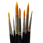 Craft and Decorative Paint Brushes