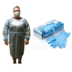 Disposable Gloves / Gowns