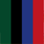 Black, Blue, Green & Red
